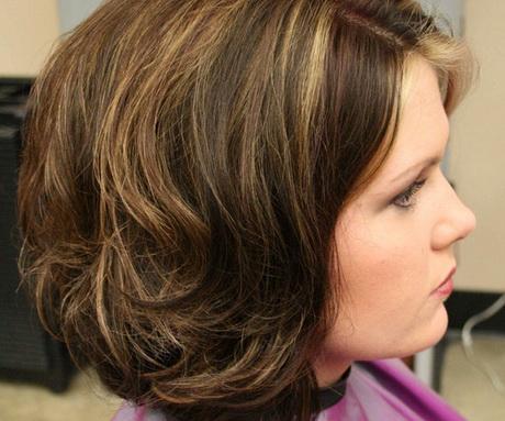 Mature for Layered haircut women bob