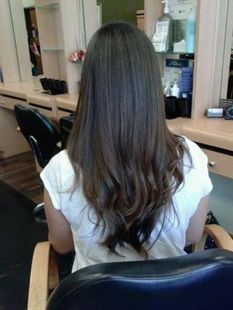 long v layered haircuts back viewLong Layered Haircuts Back View 2014