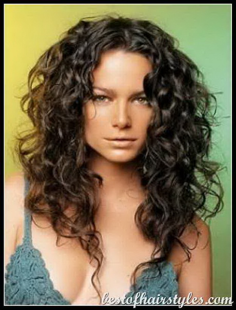 : layered curly hair long layered curly hairstyles curly layered hair ...