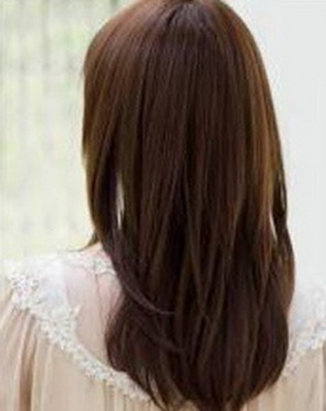 Haircuts In : layered haircuts for long hair back view Women Hairstyles Ideas