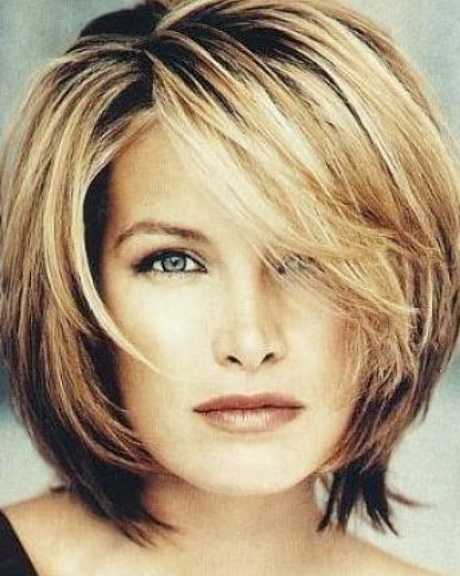 haircuts for thin hair mid length layered hairstyles for fine hair ...