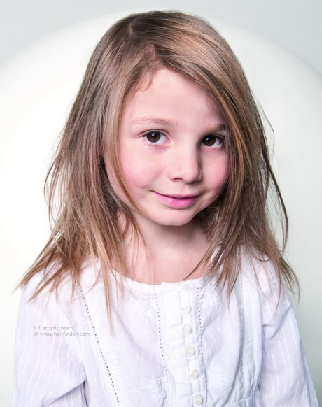 Layered Haircuts For Kids