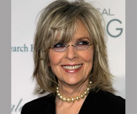 ... old women with spects 35 Impressive Short Hairstyles For Women Over 50