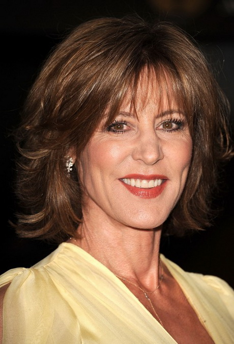 Layered Haircuts For Women Over 50
