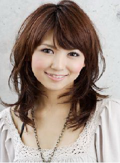 Layered Hairstyles Medium Length Hairstyles Hair Cuts Medium Hair
