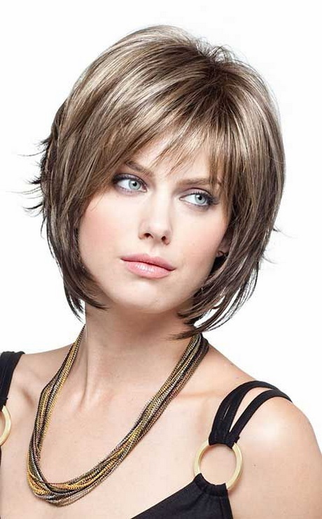 Layered short haircuts 2014