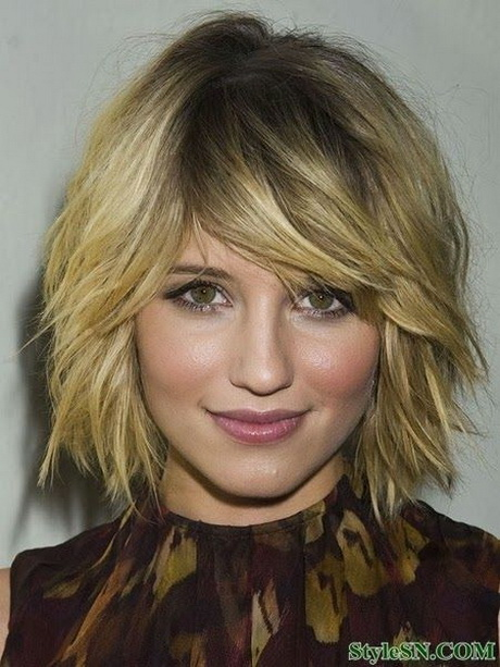 Trendy Short Haircut for Winter