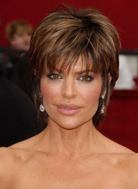 Lisa Rinna Hairstyles