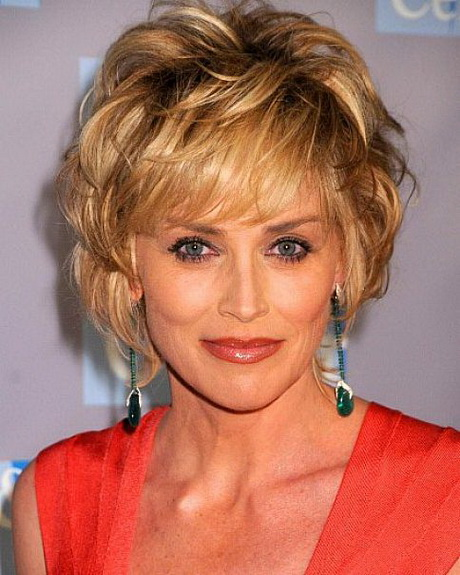 List Of Haircuts : Hairstyles For Older Women In Hairstyles Short Hairstyles For Older ...