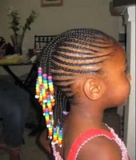 Little girl braids hairstyles
