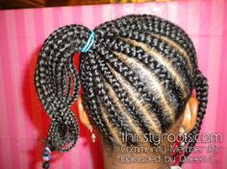 african american shaved hairstyles : African American Little Girls Hairstyles