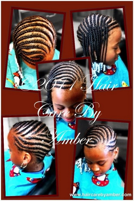 Little Girl Hairstyles African American Braids for Kids