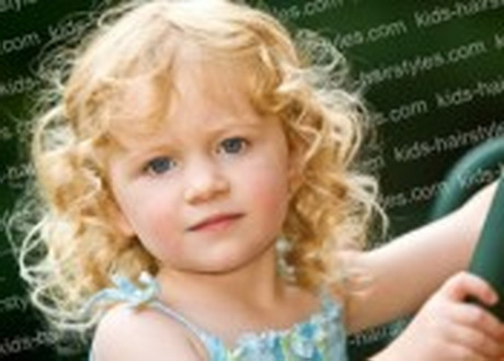Top 10 Graphic Of Hairstyles For Little Girls With Curly Hair
