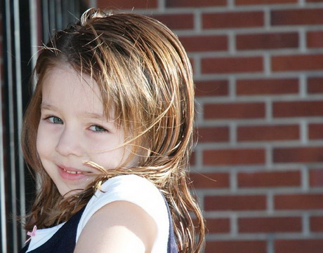 Model  Hairstyles Haircuts For Toddler Girls Daughter Toddler Little Girls