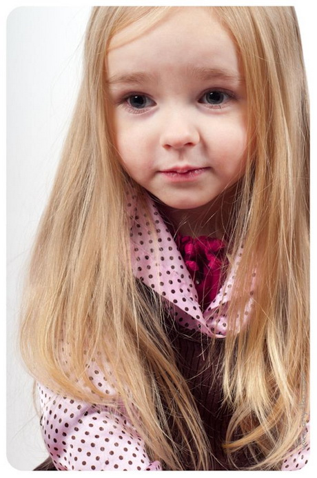 Wonderful This Haircut Can Be Styled With Headbands And Also Swept Up Into A Ponytail A Layered Haircut Works Well For A Little Girl With Curly Hair Keep It Mediumlength, So That It Just Touches The Tops Of The Shoulders Layers Cut Throughout Her Hair