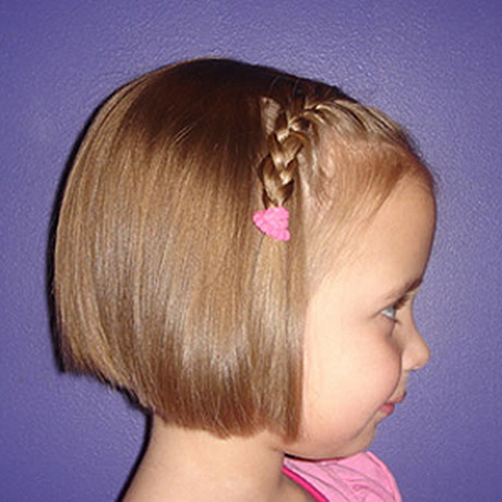 cute haircuts for toddler girls