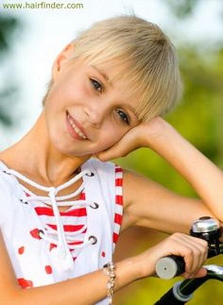Little girls short haircuts