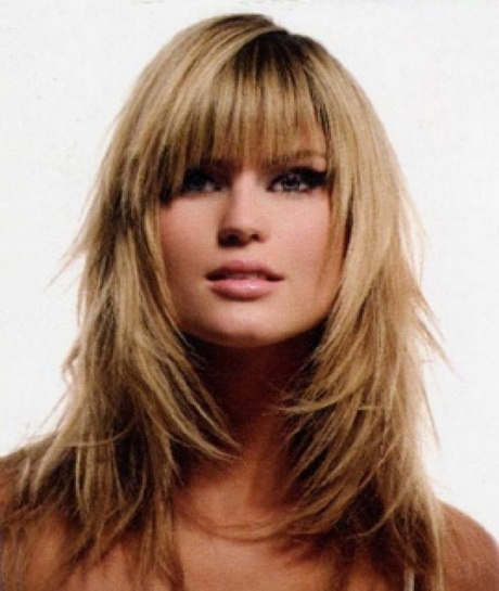 Haircuts And Styles For Thin Hair: Long Haircuts For Thin Hair