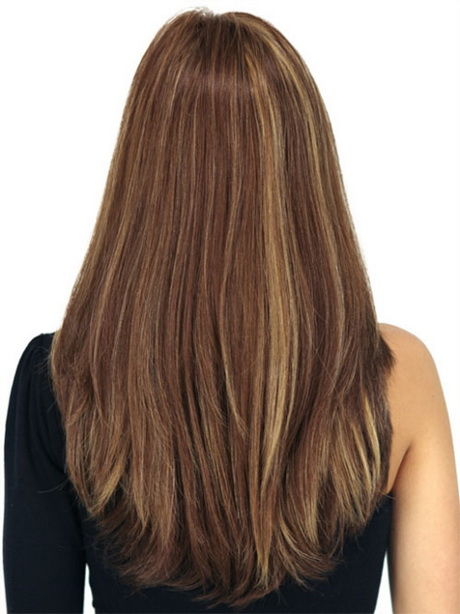 rear view of layered hairstyles hairstylegalleriescom