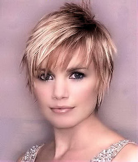 2014 Pixie Haircuts: Messy Short Blonde Hairstyle. This cool short ...