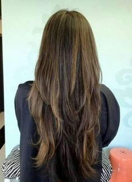 Shape Haircut In Back LONG HAIRSTYLES