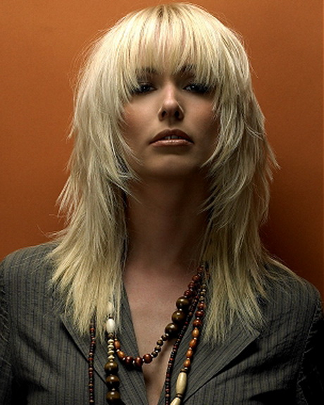 Own Long Shaggy Hairstyles For A New Cool Look