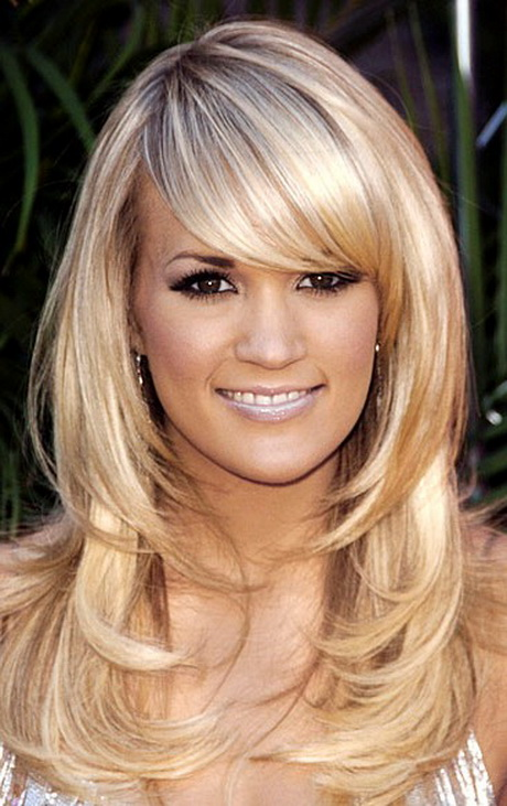 Long Layered Hairstyles : Long shaggy layered haircuts