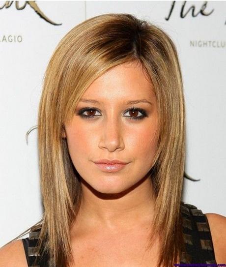 Long Shoulder Length Haircuts