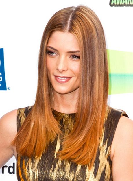 long straight layered haircuts