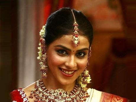 maharashtrian wedding hairstyles for long hair top