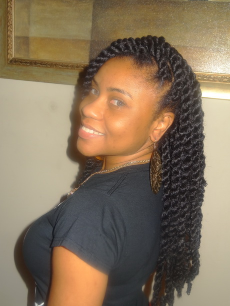 Crochet Hair Styles In Nigeria : ... - Crochet Braids Marley Twists Natural Hair Africa Nigeria Smile