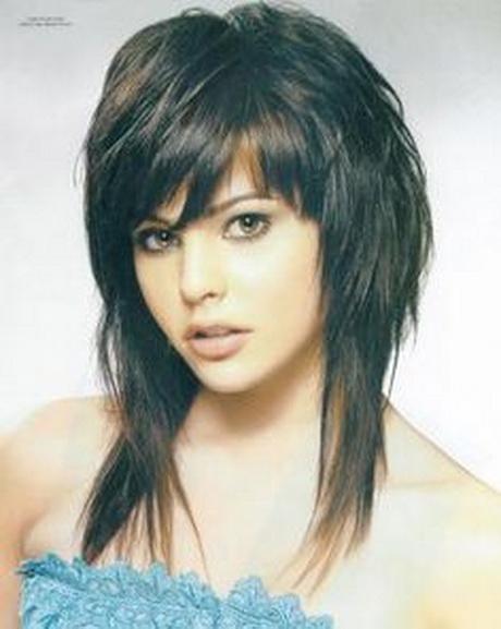 Trendy Choppy Hairstyles | Choppy Medium Length Hairstyles Trendy ...