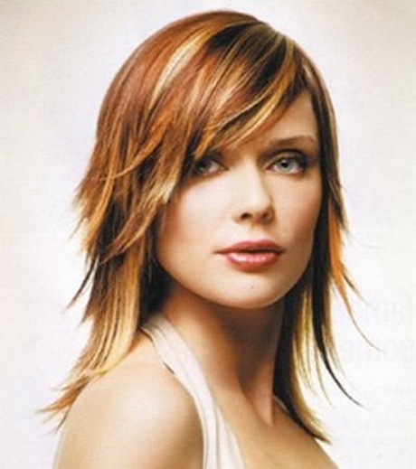 ... Layered Shag Hair Style Layered Hair Styles | Dog Breeds Picture