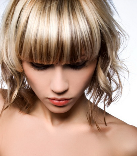 Medium haircut and color ideas for Cut and color ideas