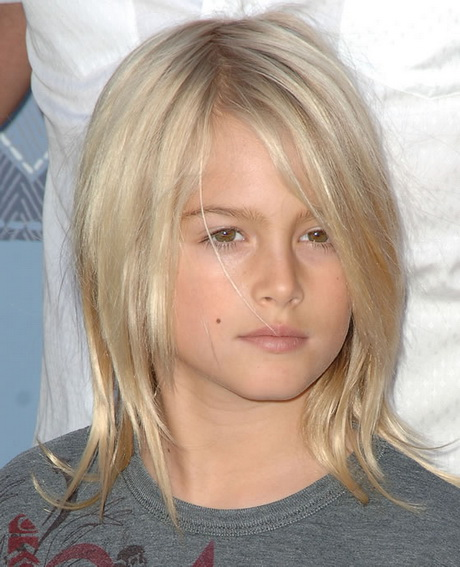 Medium Haircuts For Kids