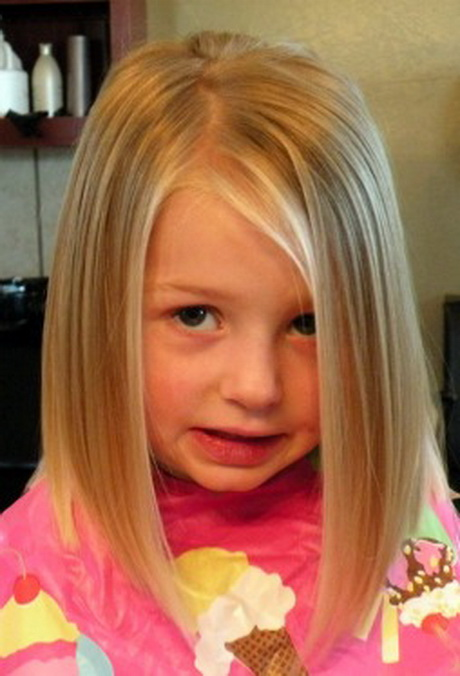 Girl haircuts for kids