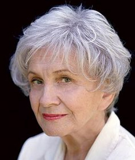 Medium haircuts for older women