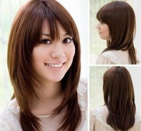 Medium Haircuts For Straight Hair