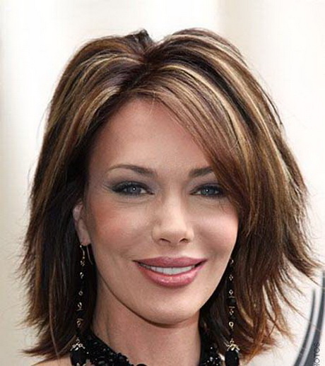 Hair Color And Style Ideas Pictures: Medium Hairstyle Ideas