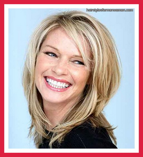 haircut for thin fine hair medium hairstyles for fine thin hair [697×600] | FileSize: 85.87 KB | Download