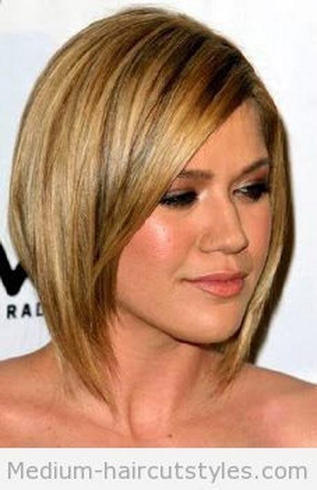 medium hairstyles for women 2014