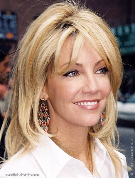 Picture of Hair Cuts Medium Length Hair Styles For Women Over 40 in ...