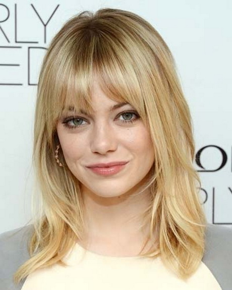 You Can Get The most effective Hairstyles For Medium Hair With Bangs