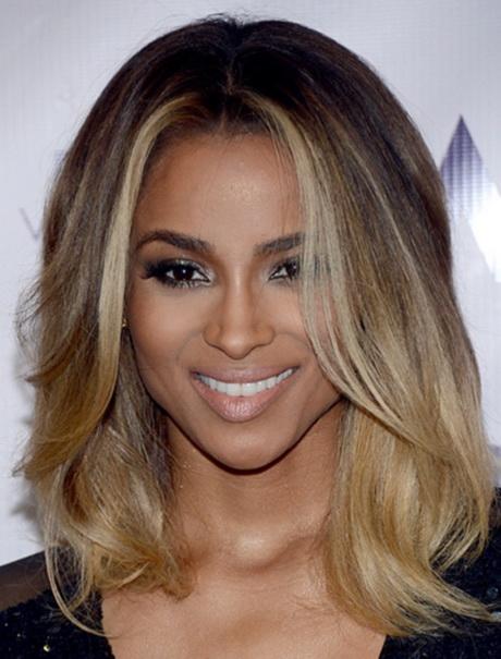 Medium layered hairstyles 2015