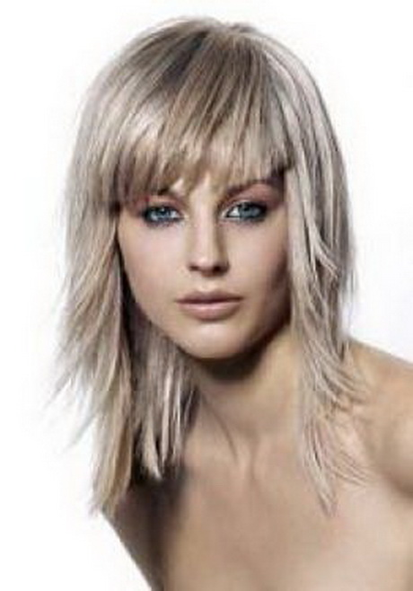 hairstyles for medium hair Medium hairstyles, featuring medium length shag haircuts, are, definitely, the most versatile ones and timelessly-chic having looked through our rich-for-ideas medium hairstyle galleries with medium layered haircuts for fine or thick hair and various medium-length haircuts with bangs, you will be absolutely ready to make a.