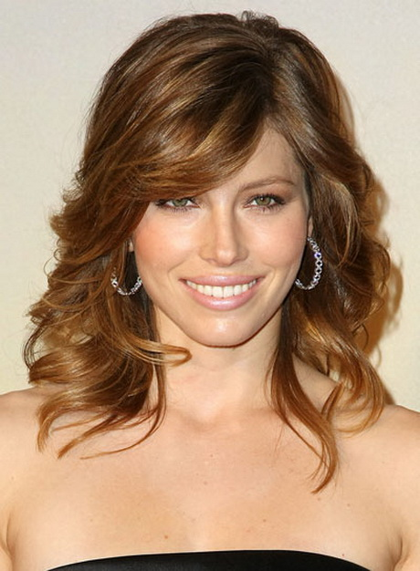 medium layered hairstyles for hair
