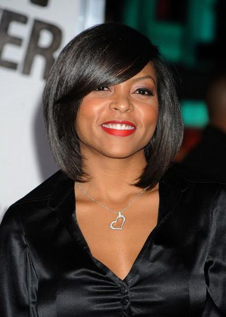 Medium Length Black Hairstyles