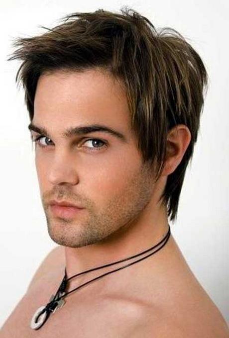 Medium Length Boy Haircuts
