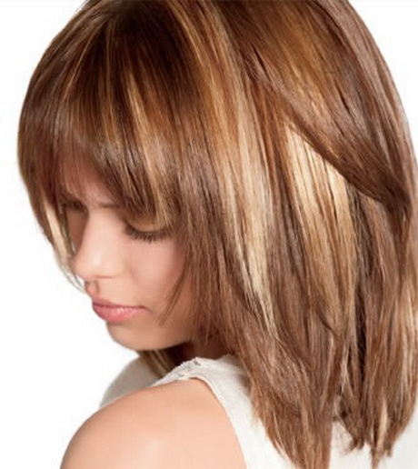 Hairstyles And Colors : Medium length haircuts and colors