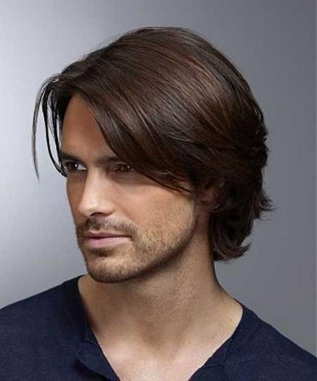 Medium Length Haircuts For Boys